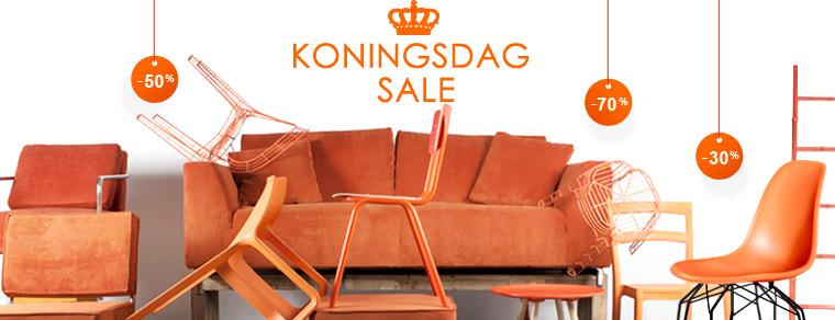 Oranje meubels koop je bij DesignOnline24
