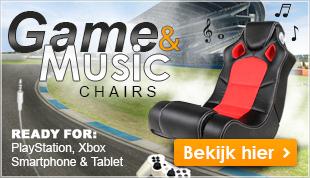 Music Chairs nu uit voorraad geleverd