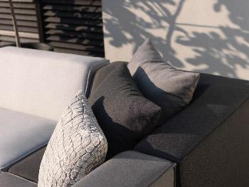 Loungeset Vino in Sunbrella® stoffering