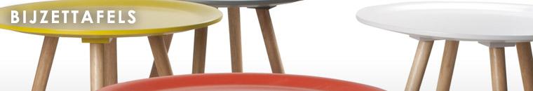 Design bijzettafels en salontafels koop je bij DesignOnline24