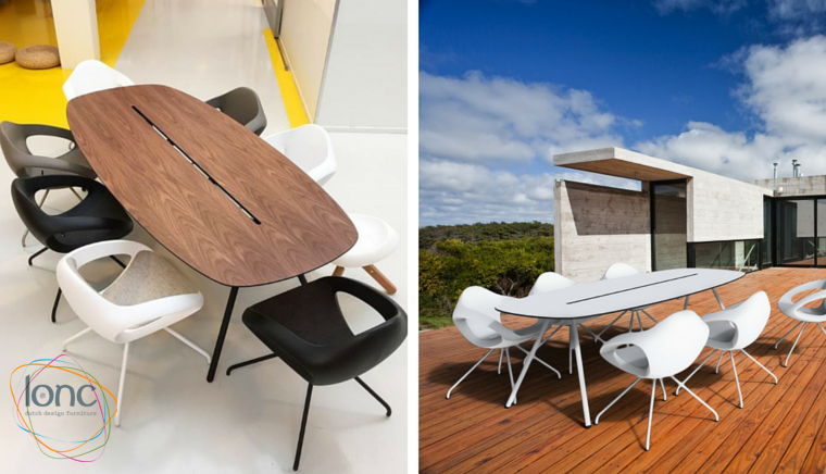 LONC - a-Lowha - Outdoor Table